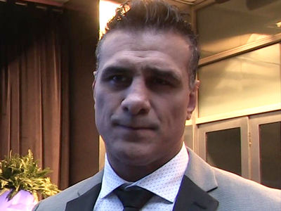 Alberto Del Rio Suspended By Wrestling Org. Over Domestic Violence Probe