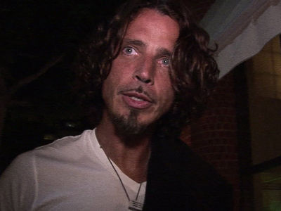 Chris Cornell, Blood in Suicide Photos NOT Evidence of Foul Play