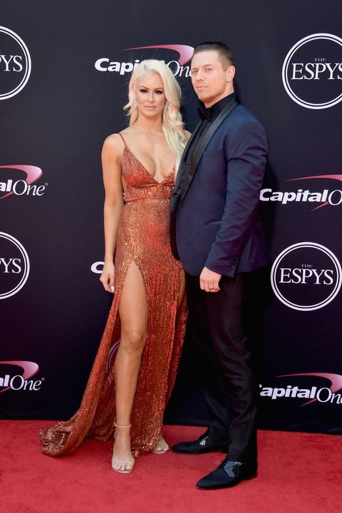Maryse Ouellet and The Miz