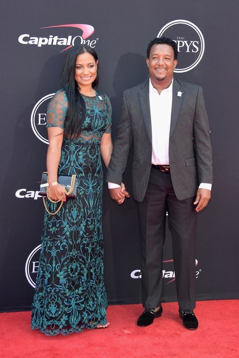Pedro Martinez and Carolina Cruz Martinez