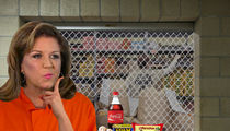 Abby Lee Miller's Snacking on $0.25 Ramen In Prison