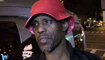 DMX Charged with Tax Evasion, Facing More Than 40 Years in Prison
