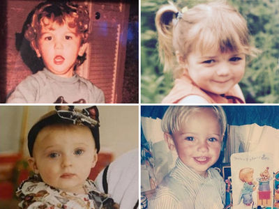 'Game of Thrones' Cast Kid Pics -- Guess Who!