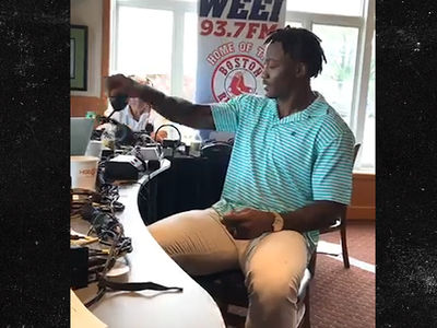 Brandon Marshall Walks Off Radio Show After Things Turn Racial