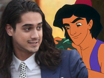 'Aladdin' Movie's Internet Favorite for Lead, Avan Jogia Has Auditioned