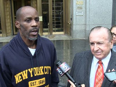 DMX Released from Jail After Posting $500k Bond