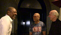 Larry David Hilariously Mocks Howie Mandel with Assist from Doc Rivers