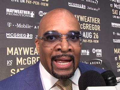 Floyd's Business Partner Says Conor McGregor Can Beat Him