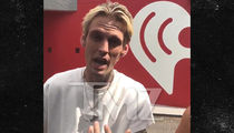 Aaron Carter Says, 'You Won't Catch Me Getting Any DUI's' Days Before DUI Refusal Arrest