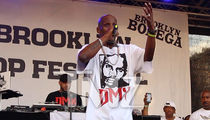 DMX Says He's No Role Model After IRS Problems