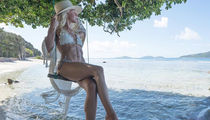 Julianne Hough's Tropical Honeymoon Is A Whole Lot To Stomach