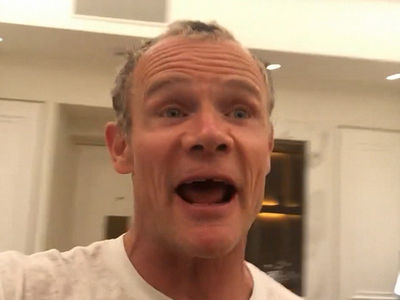 Flea Gushes Over Lonzo Ball, 'My Favorite Player On the Planet!'