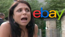 Bethenny Frankel Demands Payment for eBay Commercial, or Else
