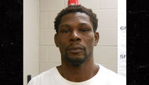 Boxer Jermain Taylor Arrested For Allegedly Biting, Threatening to Kill GF (MUG SHOT)