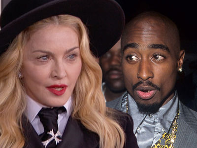 Madonna Files Emergency Order to Stop Tupac Shakur Letter Auction (UPDATE)