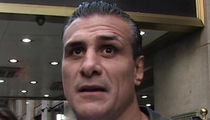 Alberto Del Rio Quits Job as MMA President after Airport Incident