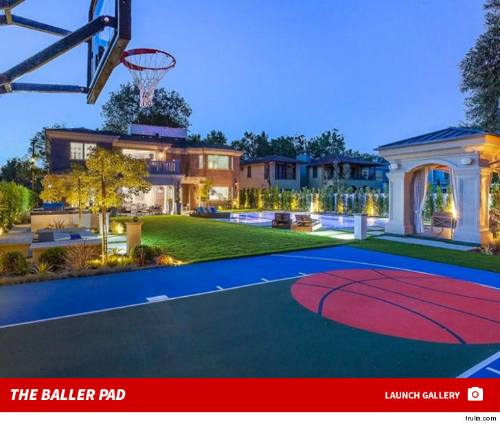 Khloe Kardashian Tristan Thompson Eyeing 9 Million House With