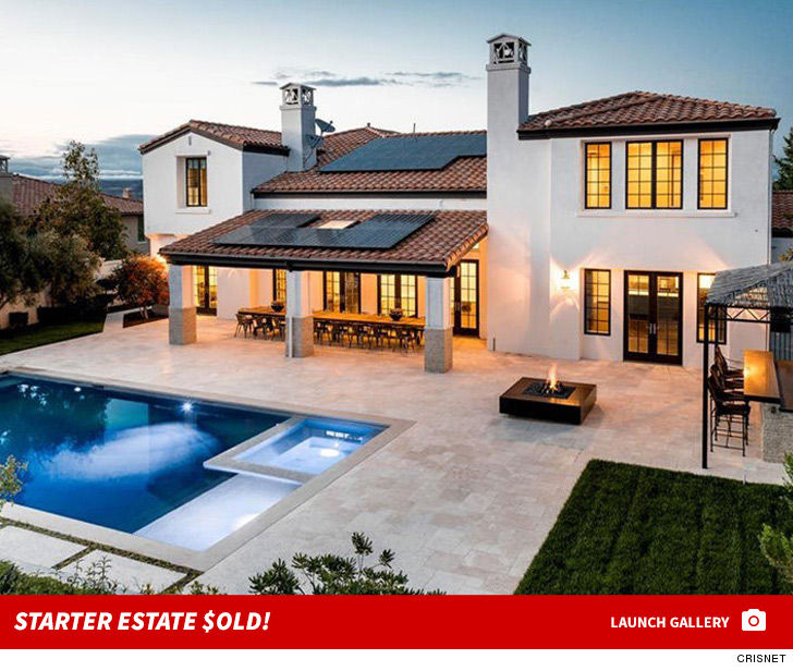 Kylie Jenner House: Kylie Jenner Sells Starter Home For Modest Profit After