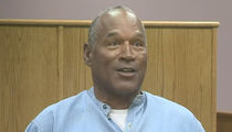 O.J. Simpson's Parole Conditions Allow Him to Drink Alcohol and Smoke Weed