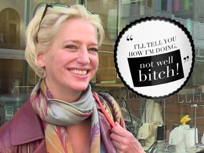 'Real Housewives of New York' Star Dorinda Medley Banking on 'Not Well, Bitch'