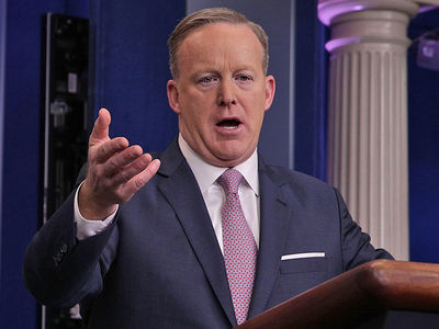 Sean Spicer Resigns, Bails After President Trump Appoints New Communications Director (UPDATE)
