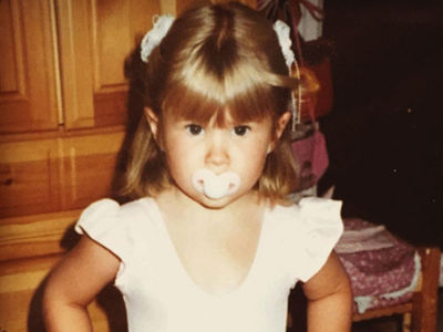 Guess Who This Ballerina Baby Turned Into!