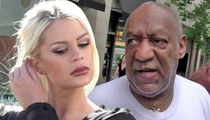 Bill Cosby Accuser Chloe Goins Busted in Bizarre Jail Parking Lot Incident