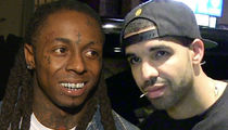 Drake's New Lil Wayne Tattoo Is Old News But Weezy-Approved