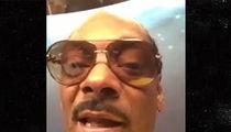 Snoop Dogg: My UFC Show Is Killin' It, I Love the Fight Biz!
