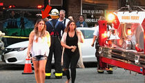 Ex-'Real Housewives of New Jersey' Star's Salon Dodges Full Blown Fire, By a Hair