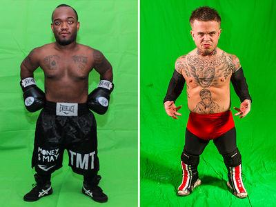 Mini-Mayweather to Fight Mini-McGregor in Mini-Rumble