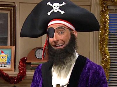 Patchy the Pirate on 'Spongebob Squarepants' 'Memba Him?!