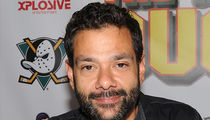 Disney's 'Mighty Ducks' Goalie Busted for Petty Theft