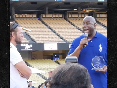 Magic Johnson: Dodgers Will Win World Series, 'This Is Our Year'