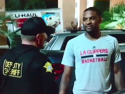 Clippers Rookie Sindarius Thornwell Makes Hilarious Appearance On 'Live PD'