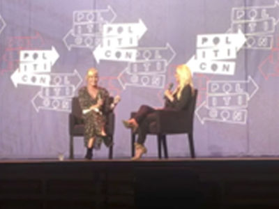 Tomi Lahren & Chelsea Handler's Healthcare 'Debate' at Politicon