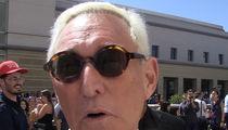 Ex Trump Adviser Roger Stone Says Sen. McCain Is 'Piece of S***' ... Vows President Won't Let It Go