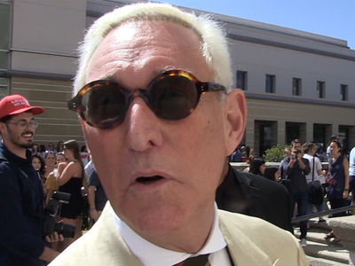 Ex Trump Adviser Roger Stone Says Sen. McCain Is 'Piece of S***' ... Vows President Won't Let It Go