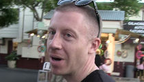 Macklemore Walks Away Unscathed After Head-On Collision