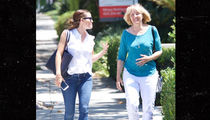 Jennifer Garner Takes Friendly Stroll with Ben Affleck's Mom