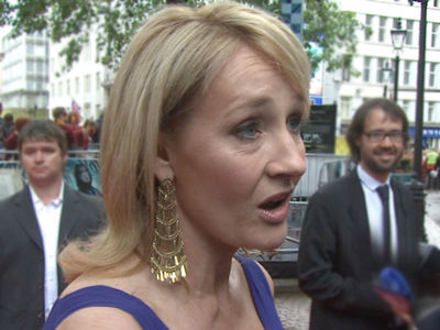 J.K. Rowling Backpedals On Blasting Trump Video with Disabled Boy, No Apology to Trump Though