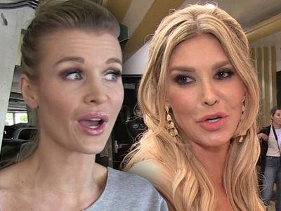 Joanna Krupa and Brandi Glanville Settle Smelly Vagina Lawsuit (UPDATE)