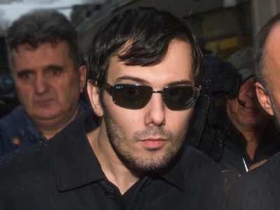 Martin Shkreli Arrested -- FBI Nabs Wu-Tang Clan Album Buyer