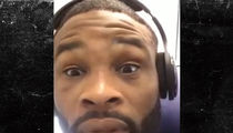 Tyron Woodley: Georges St. Pierre's Scared I'd Hurt Him Bad
