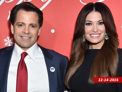 Anthony Scaramucci Says Kimberly Guilfoyle Dating Rumors Had Nothing to Do with Exit