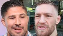 UFC's Brendan Schaub Betting His Penis on Conor McGregor