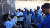 J. Cole Hangs with San Quentin Inmates, Stays Off Death Row