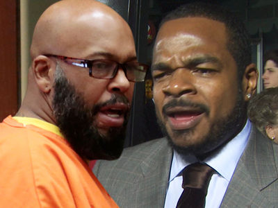 Suge Knight Indicted for Making Death Threats Against 'Straight Outta Compton' Director F. Gary Gray