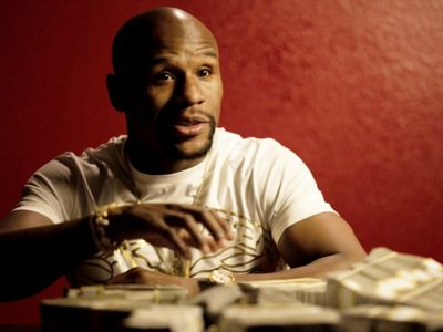 Floyd Mayweather: I'll Make $300 Mil for McGregor Fight, Maybe More