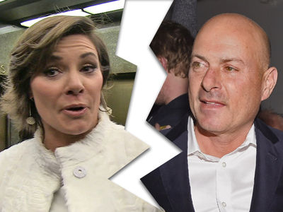 'RHONY' Star Luann D'Agostino Announces Divorce from Husband